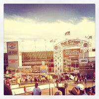 Photo prise au The Strip at Las Vegas Motor Speedway par Christie M. le4/7/2013