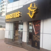 Photo taken at Wingsters وينجستر by Quest M. on 2/28/2014