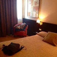 Foto scattata a Spa Hotel Ciudad De Teruel da Miguel Angel G. il 11/1/2014