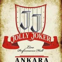 Das Foto wurde bei Jolly Joker Ankara von Yesilgoz (Özge) Y. am 3/1/2013 aufgenommen