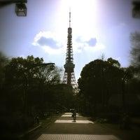 รูปภาพถ่ายที่ 芝公園こども平和公園 โดย Hiromitsu S. เมื่อ 4/5/2013