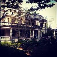Снимок сделан в Casa das Rosas пользователем Mauricio D. 5/4/2013