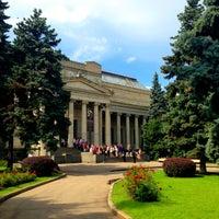 Снимок сделан в Государственный музей изобразительных искусств им. А. С. Пушкина пользователем Rada S. 7/24/2013