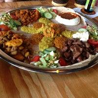 7/7/2013에 Lucian G.님이 Abyssinia Afrikaans Eetcafe에서 찍은 사진