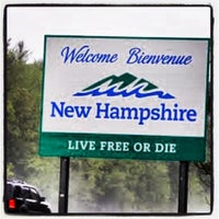 Image added by Sara Gladney at New Hampshire / Vermont State Line