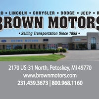 brown motors auto dealership in petoskey foursquare
