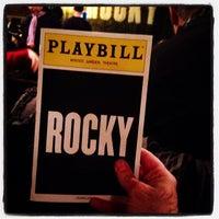 Foto diambil di Winter Garden Theatre oleh Kyle Y. pada 2/14/2014