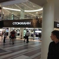 Снимок сделан в Стокманн пользователем Дмитрий М. 5/5/2013