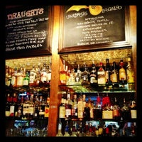 Photo taken at Libertine Bar by Luis A. on 10/13/2012
