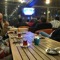 Das Foto wurde bei Chiffre Nargile Cafe von Sezgin T. am 4/3/2013 aufgenommen