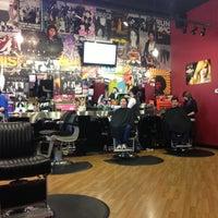 Photo taken at Floyd's 99 Barbershop by Rick N. on 4/20/2013