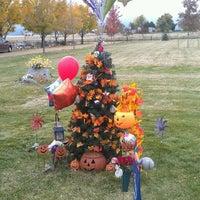 10/20/2013에 Michelle M.님이 Louisville Cemetery에서 찍은 사진