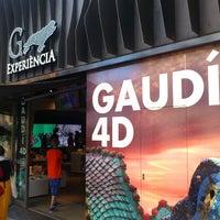 Foto tomada en Gaudí Experiència por Laura U. el 5/18/2013