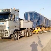 Foto scattata a ULTRANS Tasimacılık da . .. il 8/25/2014