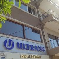 Foto scattata a ULTRANS Tasimacılık da . .. il 5/26/2014