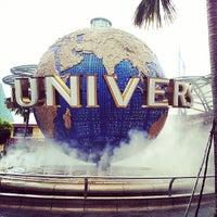 6/4/2013 tarihinde al_alziyaretçi tarafından Universal Studios Singapore'de çekilen fotoğraf