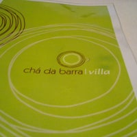 Foto tirada no(a) Chá da Barra Villa por Lopesca em 1/5/2014