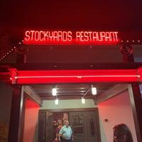 Снимок сделан в Stockyards Steakhouse пользователем Courtney L. 10/29/2019
