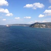 Das Foto wurde bei Güzel Yer Balık Lokantası von Serkan E. am 3/10/2013 aufgenommen