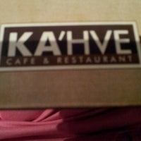 7/26/2013에 Gamze>>sg님이 KA'hve Café & Restaurant에서 찍은 사진