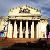 Foto diambil di Дворец на Яузе oleh Кристина П. pada 7/25/2013