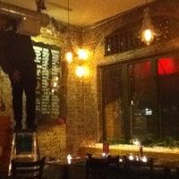 Снимок сделан в The Clock Bar пользователем Shea R. 12/3/2012