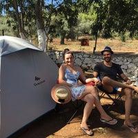 Снимок сделан в Azmakbasi Camping пользователем Özlem A. 7/15/2018