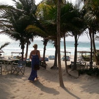 Photo prise au Be Tulum Hotel par Andrew S. le4/15/2013