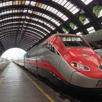 Foto scattata a Stazione Milano Centrale da Dmitry B. il 5/5/2013