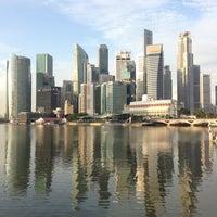 Foto tomada en Marina Bay Downtown Area (MBDA) por ,7TOMA™®🇸🇬 S. el 11/10/2012