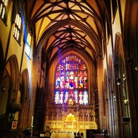Снимок сделан в Trinity Church пользователем Bryan T. 4/20/2013
