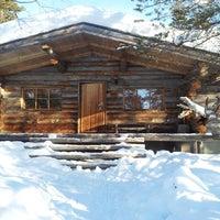 3/10/2013にFabio G.がKakslauttanen Arctic Resortで撮った写真