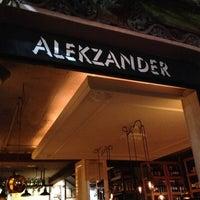 Foto tomada en Alekzander por Lux O. el 4/1/2013