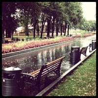 7/21/2013にDaria S.がGorky Parkで撮った写真