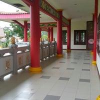Photo taken at Vihara Buddha Sasana by Alihartono T. on 6/7/2015