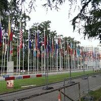 Photo prise au Place des Nations par JPhi R. le7/28/2013