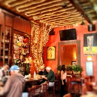 Photo taken at Hank's San Miguel de Allende by Paola N. on 7/8/2013