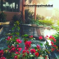 12/21/2016 tarihinde Marina M.ziyaretçi tarafından Rixos Pool'de çekilen fotoğraf