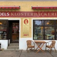 Das Foto wurde bei Seidels Klosterbäckerei von Shvarm am 10/30/2018 aufgenommen