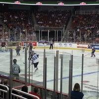 10/21/2012 tarihinde Michael J.ziyaretçi tarafından INTRUST Bank Arena'de çekilen fotoğraf