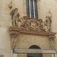 Das Foto wurde bei Museo Salzillo von Angel E. am 3/29/2013 aufgenommen