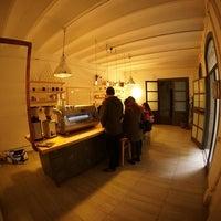 Photo prise au Nømad Coffee Lab & Shop par BaristaKim.es le2/12/2014