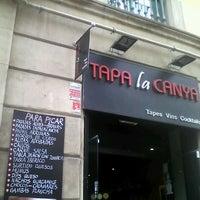 6/23/2013에 Apolline G.님이 Tapa la Canya에서 찍은 사진