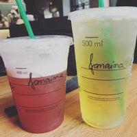 รูปภาพถ่ายที่ Starbucks โดย Janaina 🍀 S. เมื่อ 5/13/2018