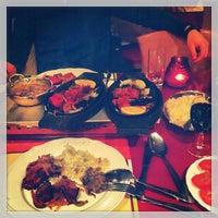 Das Foto wurde bei Indian Restaurant Ganesha von Maarten V. am 1/22/2013 aufgenommen