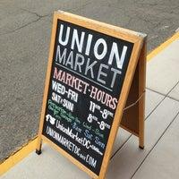 Foto tirada no(a) Union Market por André P. em 7/24/2013