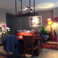 12/4/2014 tarihinde Sevda Y.ziyaretçi tarafından Juliet Rooms & Kitchen'de çekilen fotoğraf