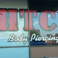 Photo taken at HTC Body Piercing by Jen-Nay?? on 3/18/2013