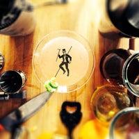 Das Foto wurde bei EL BARÓN - Café & Liquor Bar von Juan D. D. am 11/28/2013 aufgenommen