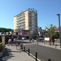 Foto tomada en Piazza Mazzini por Mauro C. el 8/11/2013
